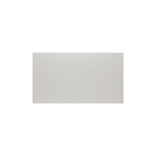 Jemini 2000 x 450mm White/Grey Oak Wooden Cupboard