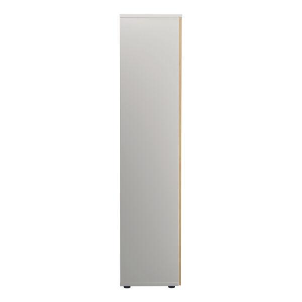 Jemini 2000 x 450mm White/Maple Wooden Cupboard