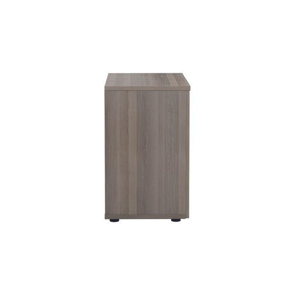 Jemini 700 x 450mm Grey Oak Wooden Cupboard