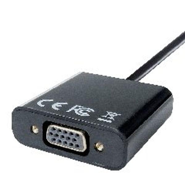 Connekt Gear USB Type C to VGA Adapter 26-0400