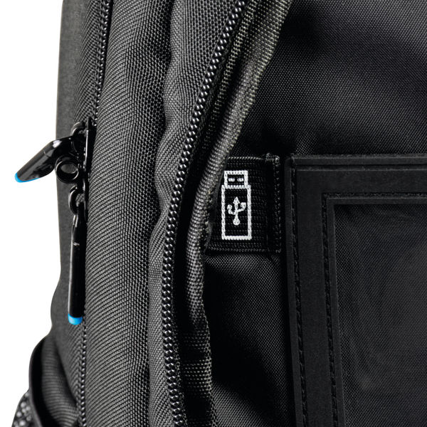 Monolith Blue Line 15.6 Inch Laptop Backpack 3312