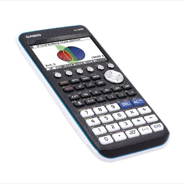 Casio Black Graphic Calculator - FX-CG50-S-UH