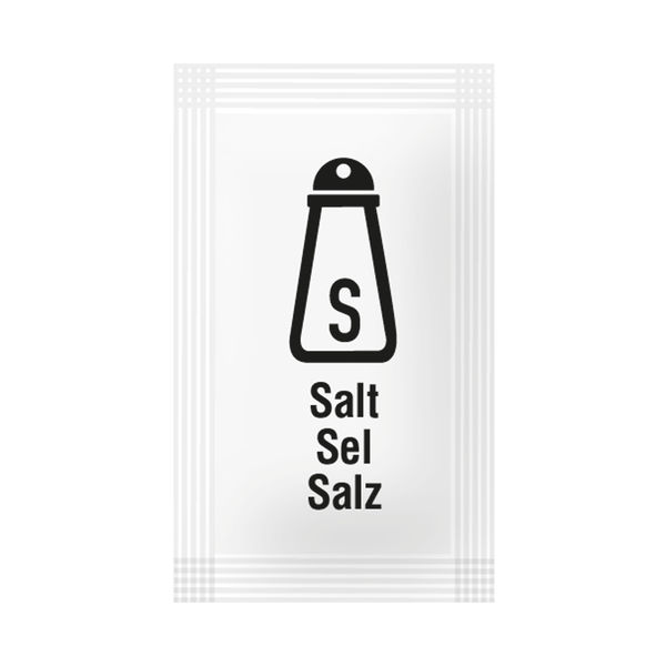 SS Salt Sachets (Pack of 2000) 60111314