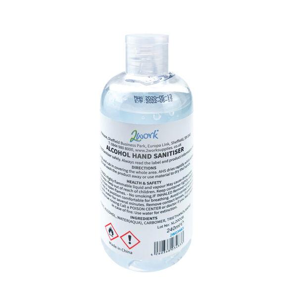 2Work 100 ml Hand Sanitiser – 2W03482
