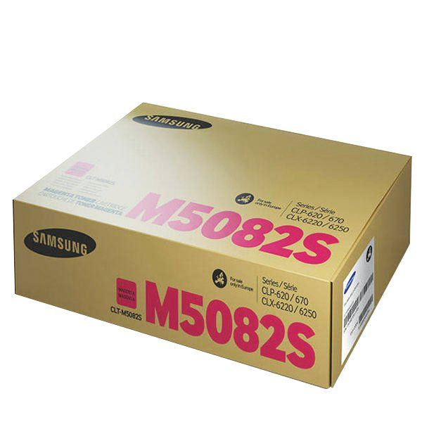 Samsung M5082L Magenta Toner Cartridge - High Capacity CLT-M5082L/ELS