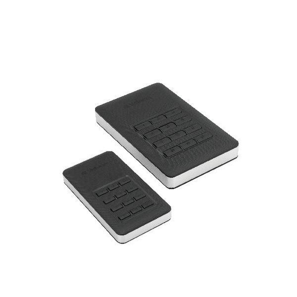 Verbatim Store n Go Secure Portable HDD USB 3.1 1TB 53401