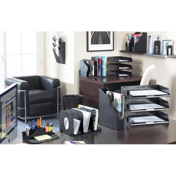 Avery Original Desk Tidy in Black 88MLBLK