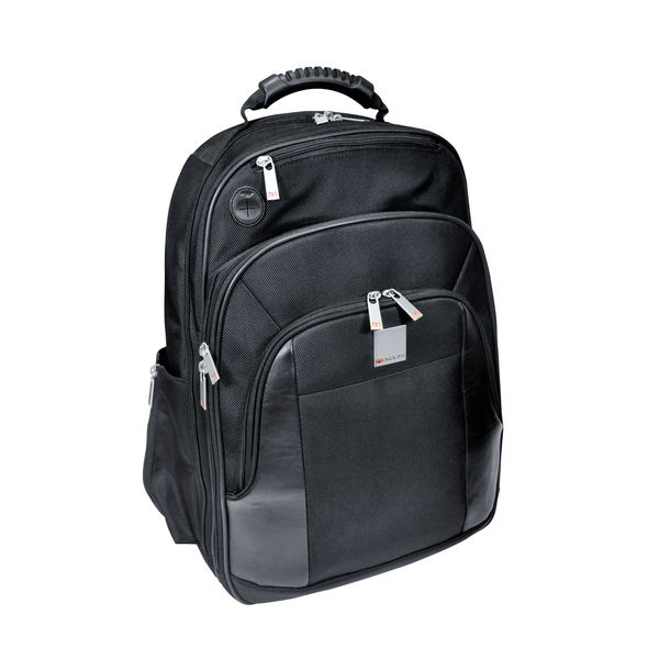 Monolith Executive Laptop Backpack W330 x D210 x H450mm Black 3012