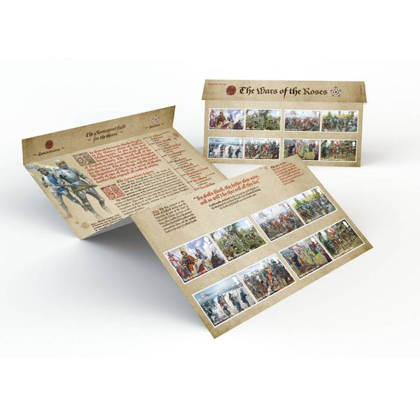 Wars of the Roses Presentation Pack