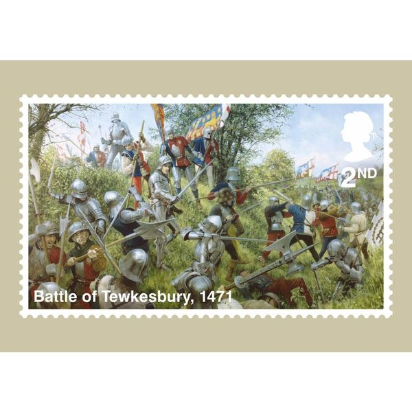 Wars of the Roses Stamp Card Pack