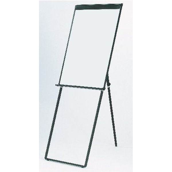Q-Connect Deluxe Magnetic Flipchart Easel (Height adjustable to suit you) KF01775