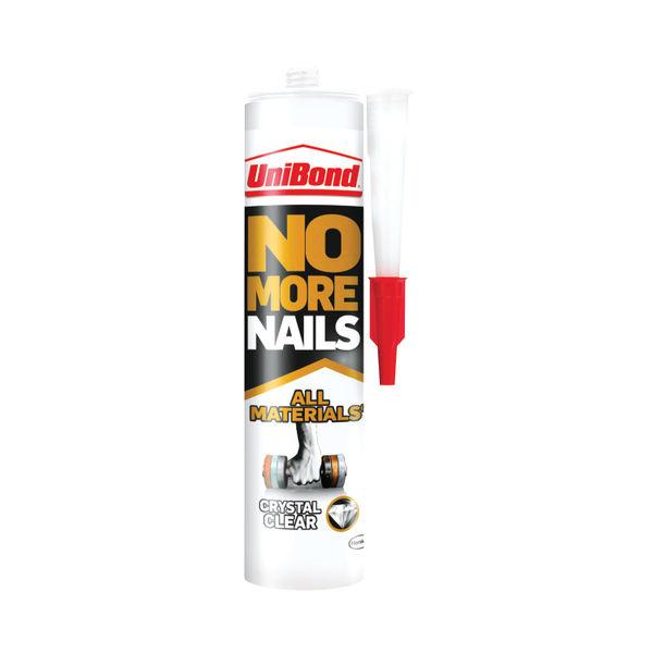 No More Nails All Materials Grab Adhesive Cartridge Clear 290g