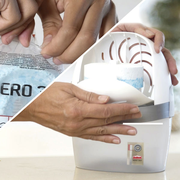 Unibond Aero 360 System With Neutral Refill 450g 2633427