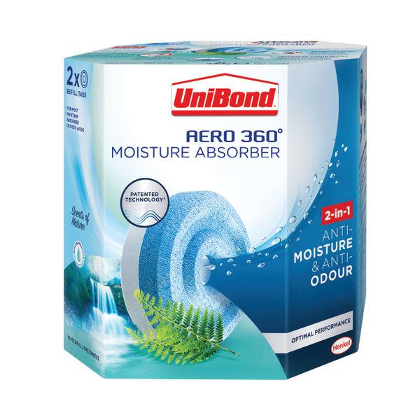 Unibond Aero 360 Waterfall Freshness Refill (Pack of 2) 2631290