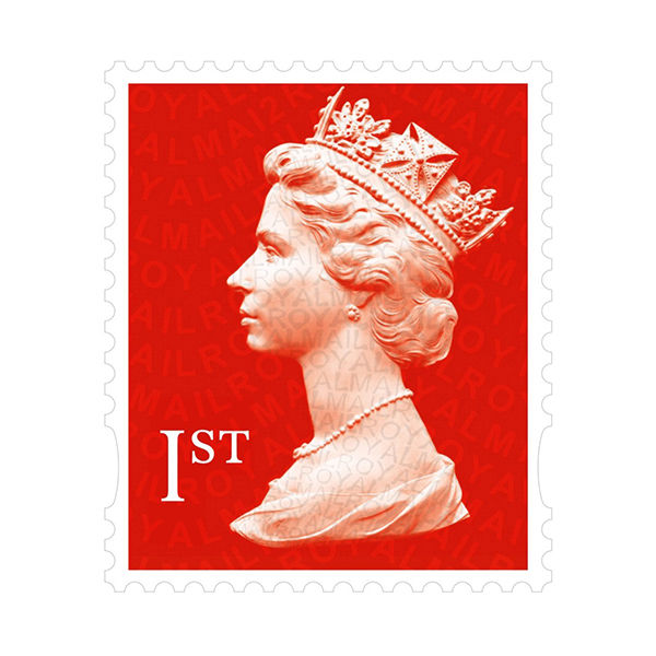 1st Class Postage Stamps, Sheet of 100 - SDN1