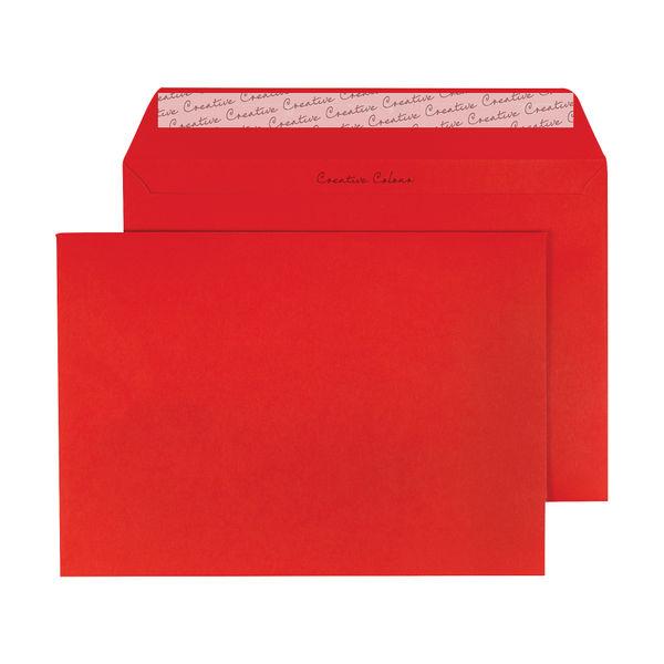 Blake C5 Wallet Peel / Seal 120G Pb Red 306 (Pack 250) BLK93020