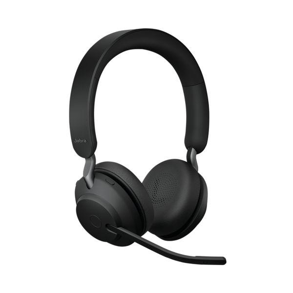 Jabra Evolve2 65 Link380C UC Stereo Stand Black 26599-989-889