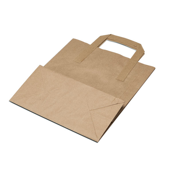 Brown Kraft Bag 8.5in x13in x 10in (Pack of 250) BKF913