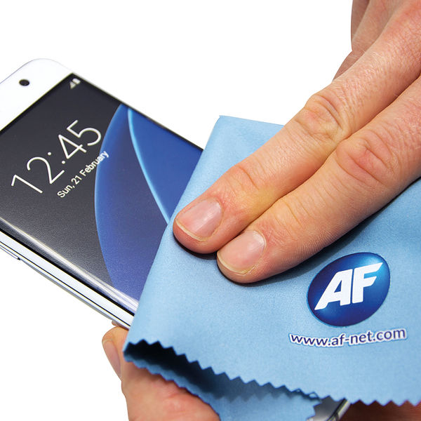 AF 200ml Multi-Screen Clene and Microfibre Cloth - AMCA200_MIF