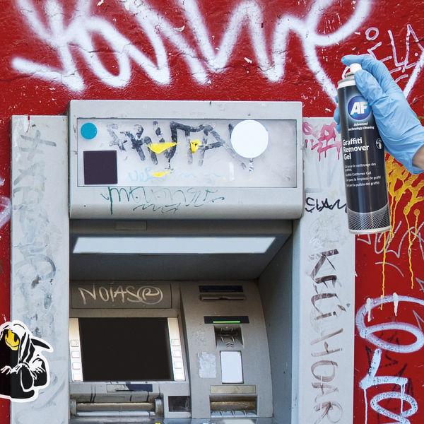 AF 400ml Graffiti Remover Gel - GRG400
