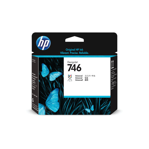 HP 746 Printhead P2V25A