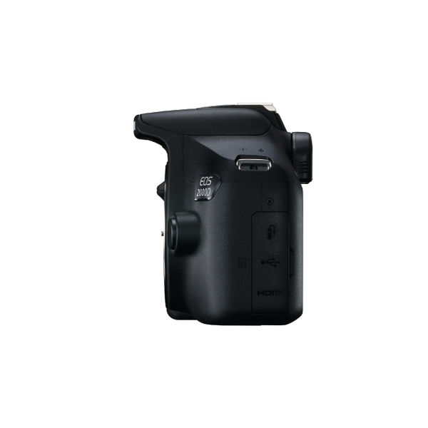 Canon EOS 2000D Digital SLR Camera Body 2728C004