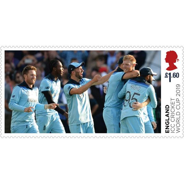 The England Cricket World Cup Winners Presentation Pack