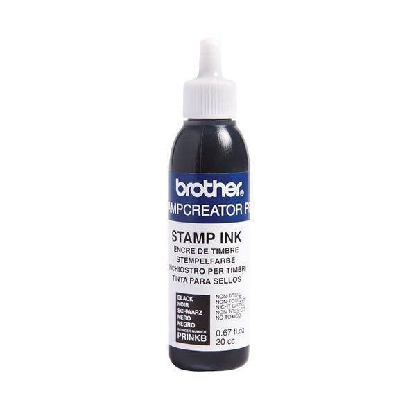 Brother Stamp Creator Ink Refill Bottle Black PRINKB