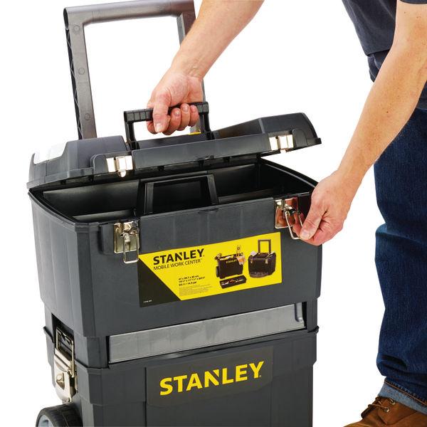 Stanley 2 In 1 Rolling Workshop 1-93-968