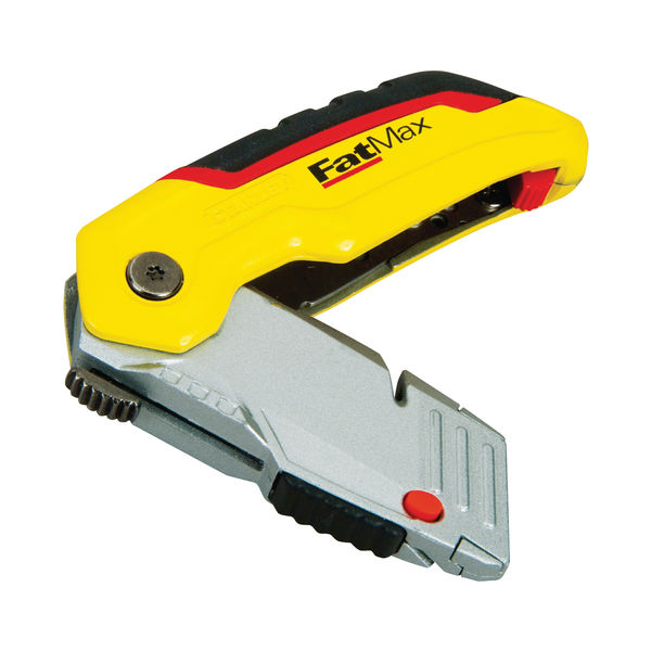 Stanley FatMax Folding Retractable Safety Knife 0-10-825