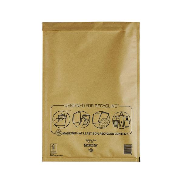 MailLite Gold BL Mailer 300x440mm Pk50