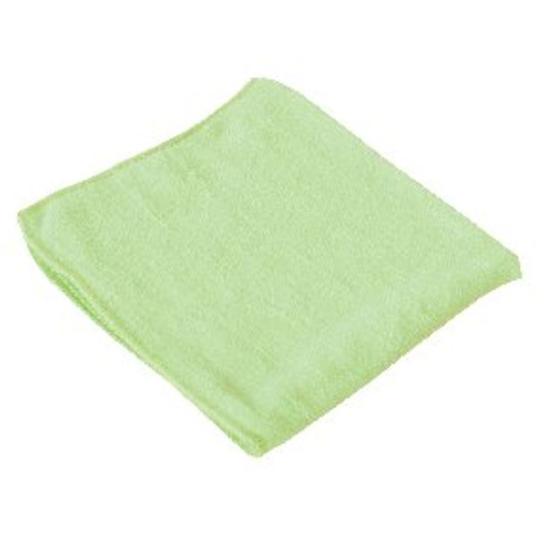 2Work Microfibre Cloth Yellow (Pack of 10) - 101161