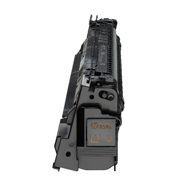 HP 658A LaserJet Toner Cartridge Black W2000A