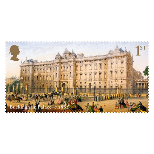 Buckingham Palace Stamps First Day Cover - BC506
