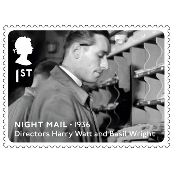 Great British Film Miniature Sheet First Day Cover - BC507M