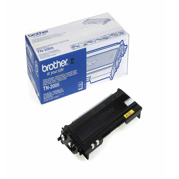 brother hl 2035 laser black toner cartridge tn2005. Black Bedroom Furniture Sets. Home Design Ideas