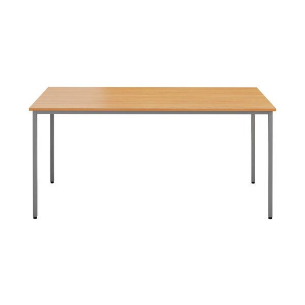 Jemini 1600mm Beech Rectangular Table