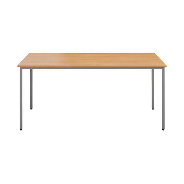 Jemini 1200mm Beech Rectangular Table