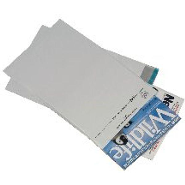 GoSecure 235 x 310mm Lightweight Polythene Envelopes, Pack of 100 | PB11123