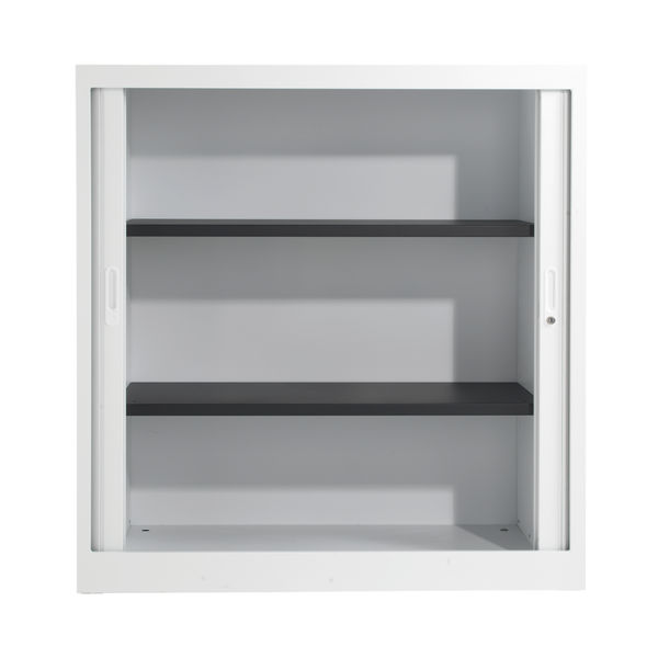 Talos 1050mm White Side Opening Tambour