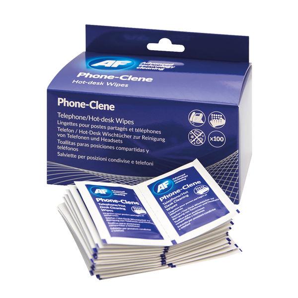 AF Phone Clene Wet Sachets APHC100