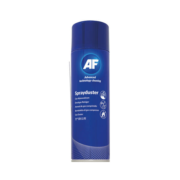 AF 400ml Sprayduster Air Duster   ASDU400D