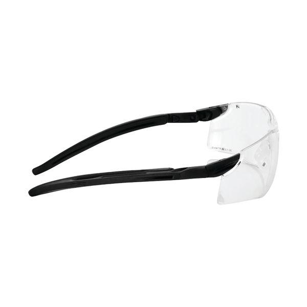 B-Brand Ergonomic Safety Glasses Clear Lens H50 Anti-Fog BBH50