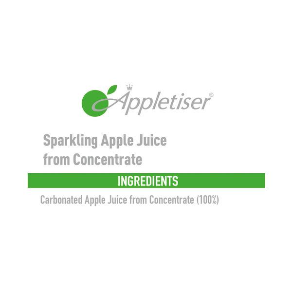 Appletiser Soft Drink 250ml Can (Pack of 24) 458941