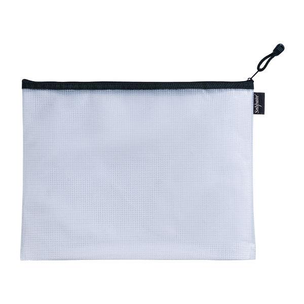 Snopake Eva Foolscap Mesh Zippa Bag - 15839