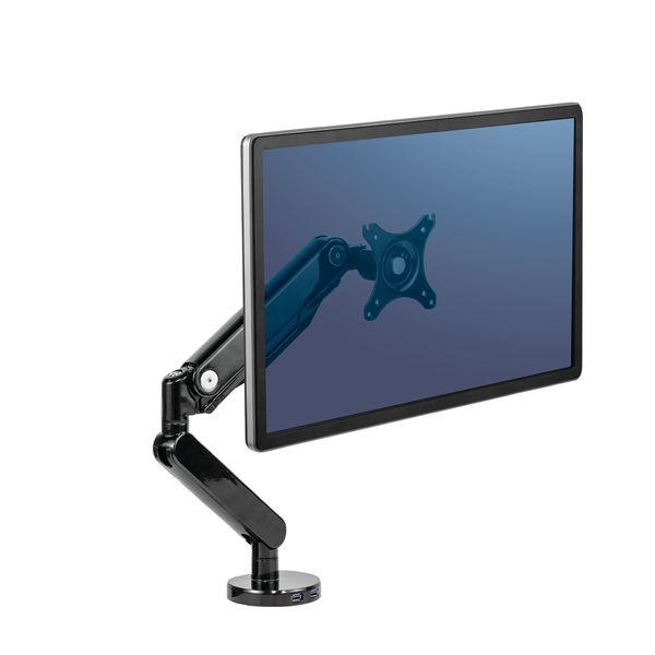 Fellowes Platinum Series Single Monitor Arm 8043301
