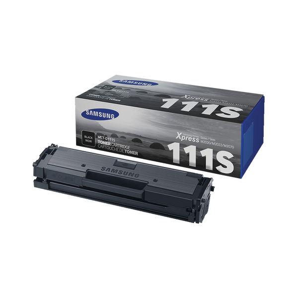 Samsung MLT-D111S Black Toner Cartridge | SU810A