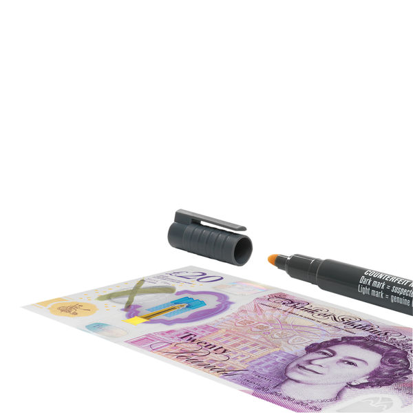 Safescan Counterfeit Note Detector Pens (Pack of 10) - 111-0378