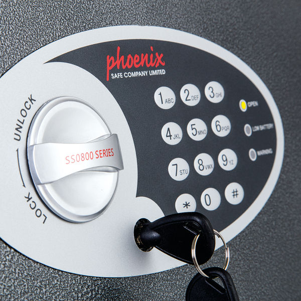Phoenix Home and Office Security Safe Size 2 SS0802E