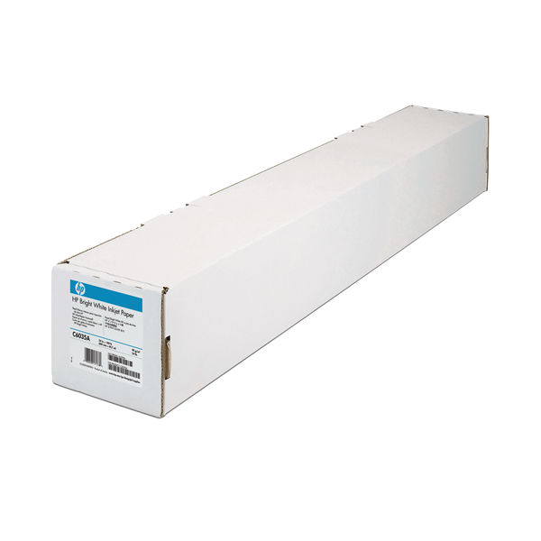 HP A0 Bright White Inkjet Paper 90gsm   HP Q1444A